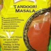 Brochetas de Pollo al Tandoori