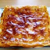 Empanada con Pisto Casero y Atún