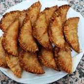 Empanadillas Caseras de Bonito y Huevo