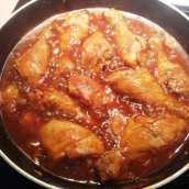 Muslitos en Salsa de Cebolla y Kétchup