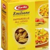 Pasta con Salsa de Leche y Huevo