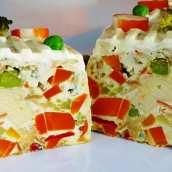 Pastel Salado Popurrí