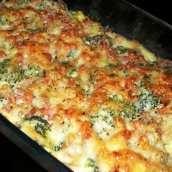 Brócoli al Horno Gratinado