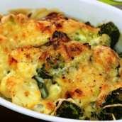 Brócoli con Bechamel