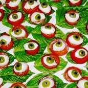 Ojos de Espectros para Halloween