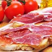 Tostas con Tomate y Jamón Ibérico