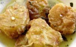 Alcachofas Con Huevos En Salsa
