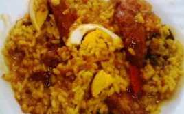 Arroz Con Costillas Adobadas