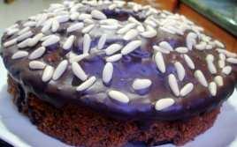 Bizcocho de Chocolate y Mayonesa