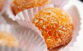 Bolitas Dulces de Zanahoria