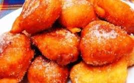 Buñuelos Canarios