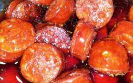 Chorizo Casero A La Sidra