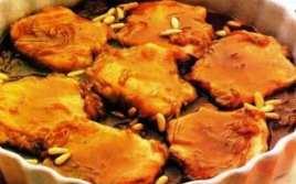 Chuletas De Cerdo Al Caramelo