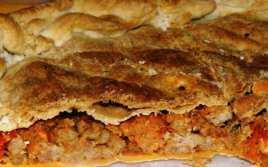 Empanada Especial con Carne Adobada