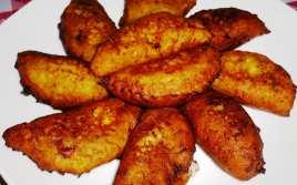 Empanadas Dulces de Plátano y Queso