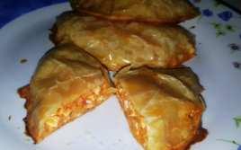 Empanadillas Rellenas al Horno