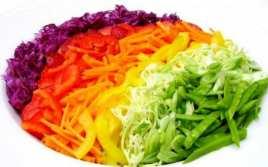 Ensalada de Colores Veraniega