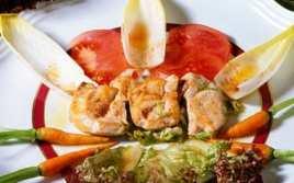 Ensalada de Endibias y Pollo