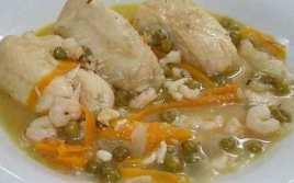 Filetes De Merluza A La Sidra
