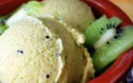 Helado de Frutas Casero