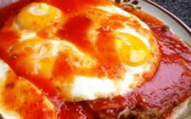 Huevos a La Ranchera
