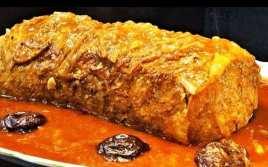 Lomo de Cerdo al Pedro Jiménez