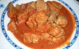Magro Con Tomate Casero