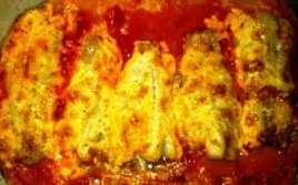 Merluza con Tomate Gratinada