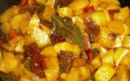 Níscalos con Patatas y Orégano