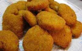 Nuggets De Pollo A La Parmesana