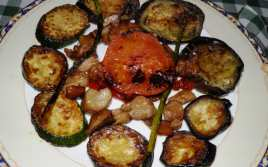 Parrillada de Verduras con Boletus