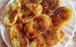 Patatas Asadas al Pimentón