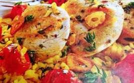 Pechuga de Pavo con Arroz al Curry