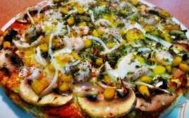 Pizza Casera Especial