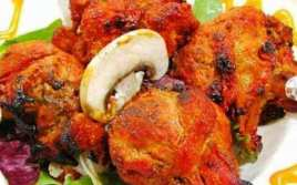 Pollo Macerado Al Tandoori