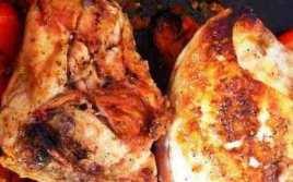 Pollo En Salsa Piri Piri