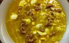 Sopa Cubierta Valenciana