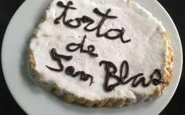 Torta Dulce de San Blas