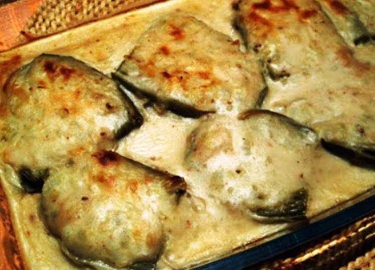 Alcachofas con Puré de Castañas