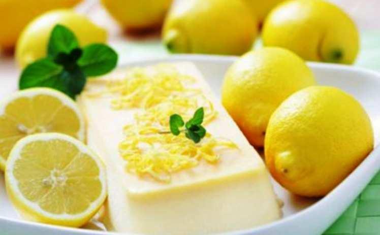 Bavaroise de Coco y Limón