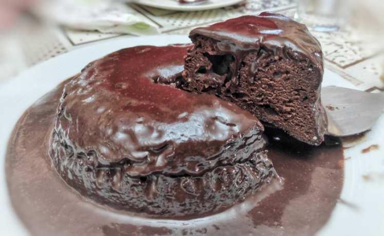 Brownie de Chocolate Rápido