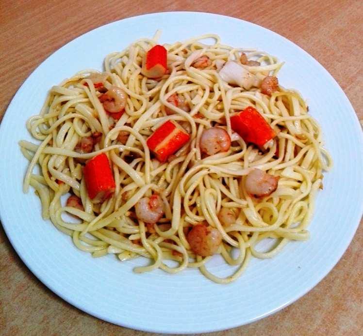 Espaguetis de Mar
