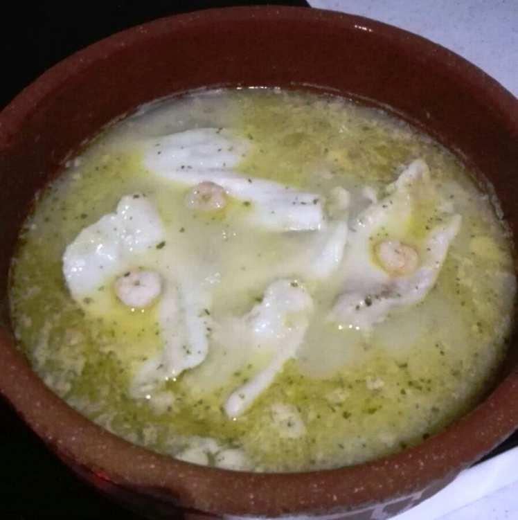 Merluza en Salsa Verde Fácilísima
