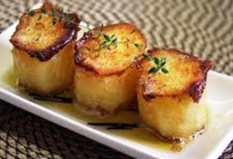 Patatas Fondant
