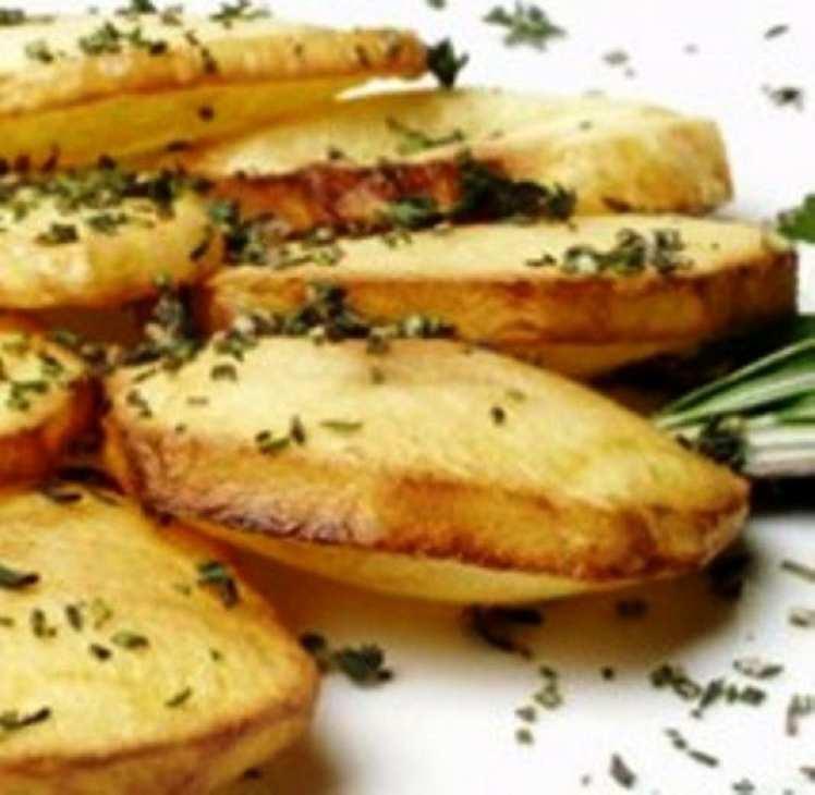 Patatas con Hierbas Aromáticas al Horno
