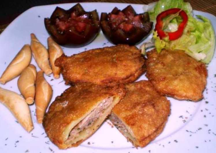 Patatas Rellenas Caseras