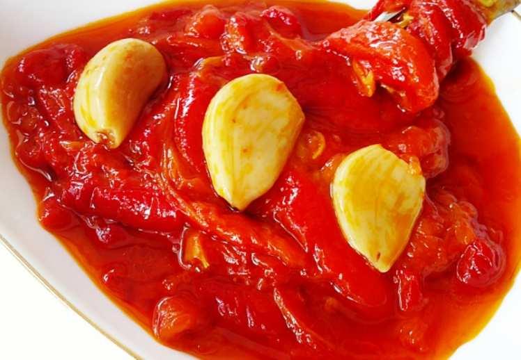 Pimientos Rojos Caramelizados