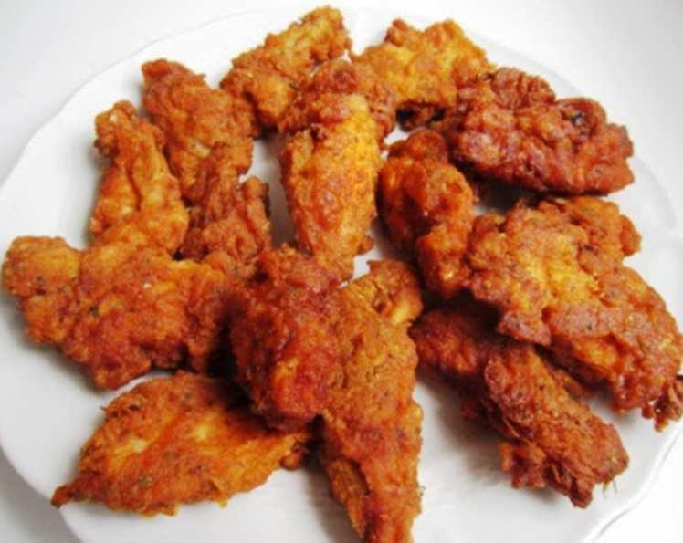 Pollo Frito Estilo Kentucky