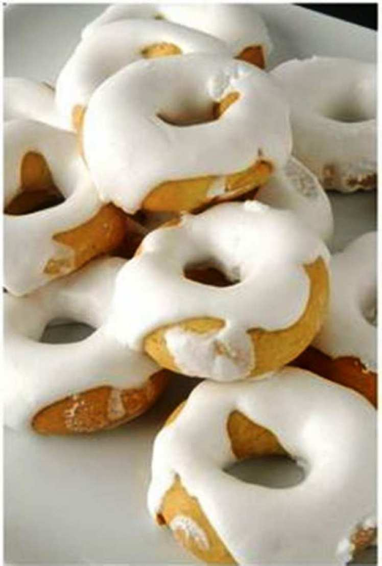 Rosquillas de San Blas