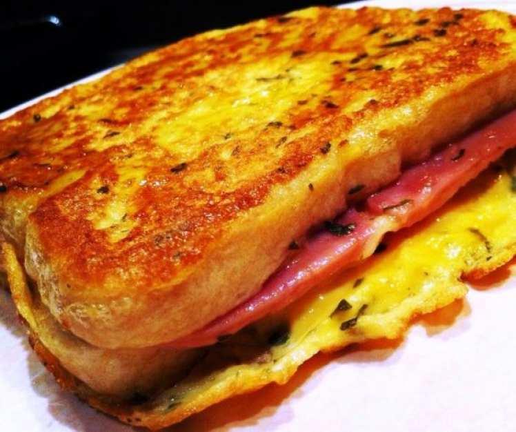 Sandwich Especial al Orégano